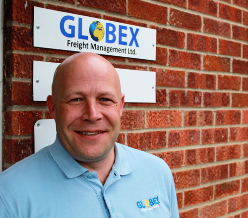 Carl Hawes, Globex Freight Management, Operations Supervisor